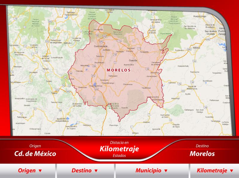 Fletes a Morelos